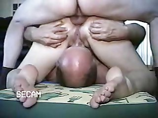 Threesome Anal