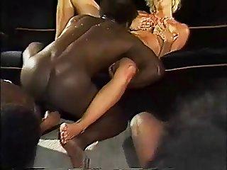 Ingrid Elliot AKA Rachel Ryan in a vintage IR Orgy