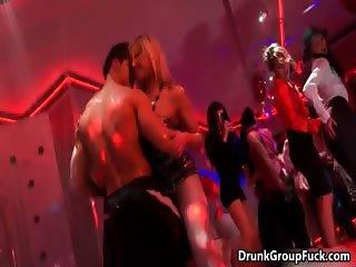 Super horny drunk women enjoy big cock part6
