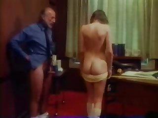 Robin Byrd gets a Spanking