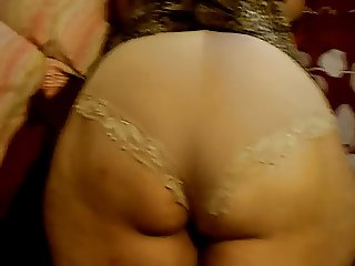 Plump Mexican SSBBW sample