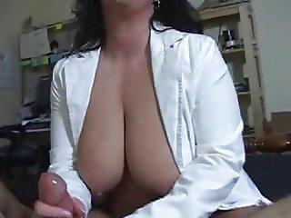 Handjobs nurse