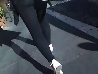 walking street see through leggings