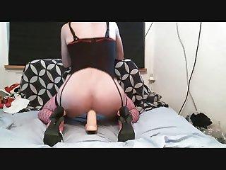 riding dildo