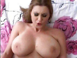 Sara Stone big tits fucks some guy oral suck funtime