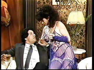 Vintage Orgy With Bunny Bleu Tom Byron