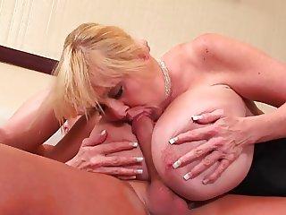 Kayla Huge Fake Tit Whore