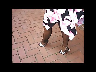 Best Mature Walking In High Heels
