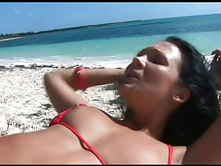 Sexy Milf Mom Vacation