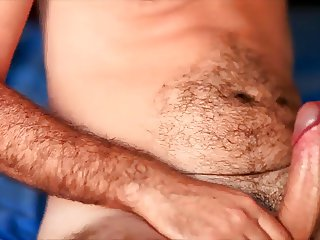 Jerking and cumming to some random porn