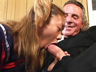 Hot schoolgirls sucking dick compilation