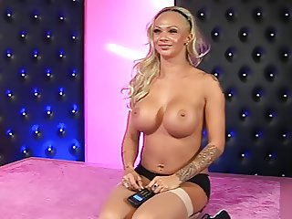 Camilla Jayne lingerie and stockings
