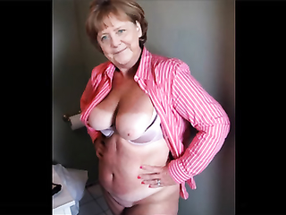 O WANTS TO SEE NAKED ANGELA MERKEL? WATCH IT!